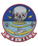 US Naval Helicopter Squadron HS 861 patch - SUBMARINE HUNTER NEW!!! - $11.87