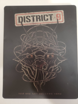 District 9 Best Buy Steelbook (Blu-ray)