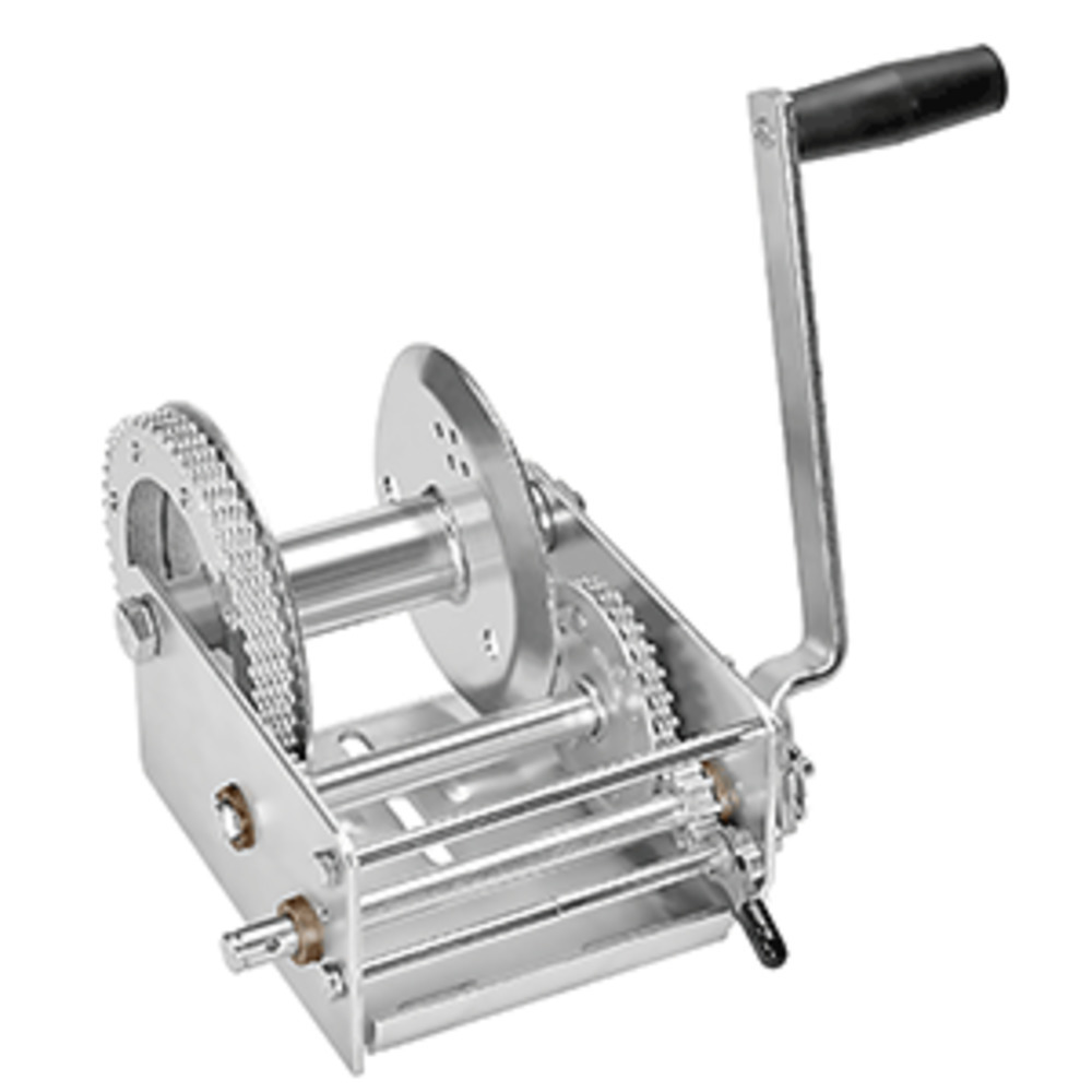 Primary image for Fulton 3700lb 2-Speed Winch - Cable Not Included