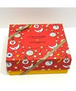 L'Occitane En Provence x Castelbajac Red Yellow 7 x 6 x 3 Empty Gift Box... - $9.95