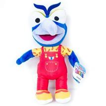"Disney Jr Muppet Babies Gonzo Plush 9"" New Stuffed Animal Just Play - $9.76"