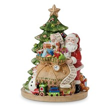 Gifts from Santa Collection, 'We Wish You A Merry Christmas' Musical Fig... - $53.19