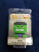 Marvel Comics incredible Hulk tiki Tiki totem wooden Cube - $11.88