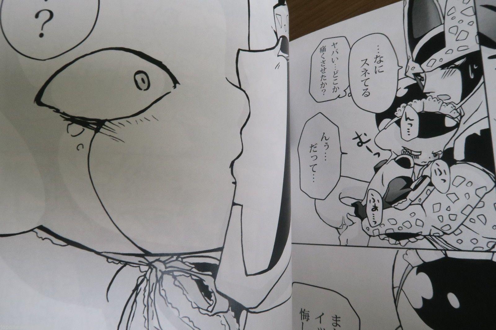 Dragon Ball Yaoi