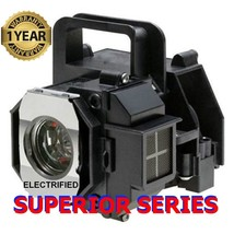 ELPLP49 V13H010L49 Superior Series -NEW & Improved For Epson Power Lite HC8500UB - $79.95