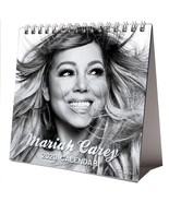Mariah Carey Desktop Calendar 2020 NEW + FREE GIFT 3 Stickers Sexy Christmas - $15.99