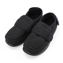 Womens Extra Extra Wide Width Adjustable Slippers for Edema, Diabetic an... - $53.59
