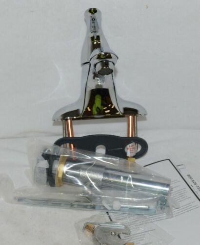 Comapass Manufacturing International Noble Series Single Handle Faucet 201 7693