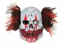 Manic Clown Mask, Fancy Dress Accessory #US - ₹1,030.47 INR