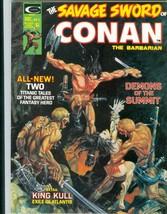 Savage Sword of Conan #3 Dec 1974 Marvel Curtis Magazine EX CE135 - $26.72