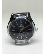 Luxury Mens Watch Stainless Steel Band Waterproof Quartz Business Wristw... - $5.99