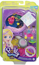 Polly Pocket - Saturn Space Explorer Compact with Micro Polly and Lila D... - $22.99