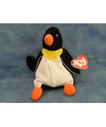 TY McDonald's Teenie Beanie Baby Waddle The Penguin w/ Tags - $1.73
