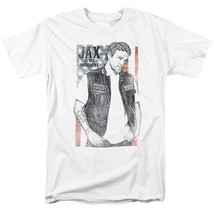 Sons of Anarchy Jax Teller Crime tragedy TV series adult graphic t-shirt SOA113 image 1