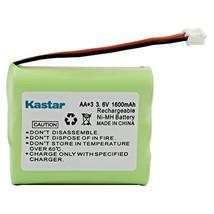 Kastar Cordless Phone Battery for V-TECH 80-5071-00-00 AT&T 3300 3301 61... - $8.35