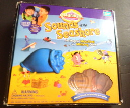 Cranium Sounds of the Sea Shore Electronic Game-Complete - $28.00