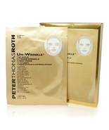 PeterThomasRoth Un-Wrinkle 24K Gold Intense Wrinkle Sheet Mask (6 sheets) - $84.15