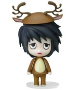 Death Note Nendoroid L Reindeer Ver. (Non Scale ABS PVC Painted Movable ... - $171.80