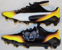 Puma Firm Ground SOCCER/ Futbol SHOES/ BOOTS/ Cleats, Men's U.S. Size 10.5 - $25.00