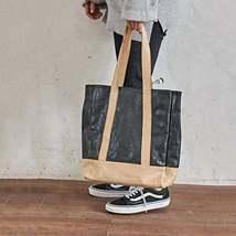 On Sale, Full Grain Leather Bag, Tote Bag, Large Shoulder Bag, Shopping Bag image 2