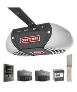 Craftsman 1 HP Belt Drive Garage Door Opener with Battery Backup - $346.49