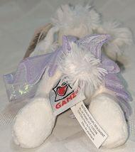 GANZ H12403  White Ballerina Poodle Purple Tutu 7 inch Ages 3 Plus image 3