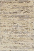 A2Z Rug 6' x 9'-Feet Devon Collection Contemporary Area Rug, Beige - $296.01