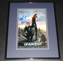 Neil Burger Signed Framed 8x10 Photo AW Divergent director - $65.44