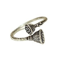 Jewelry Accessories Women¡¯s Silver Ring Open Tail Ring 1 piece