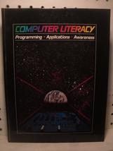 Computer Literacy Programming Applications Awareness 1986 Apple C64 TRS ... - $27.38