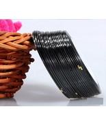 AA1: 3PCS BLACK Rolls Striping Tape Line Nail Tips Sticker DIY w/Free Gift - $2.48