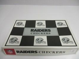 1993 Raiders Vs 49 Ers Nfl Helmet Checkers Game - $19.79