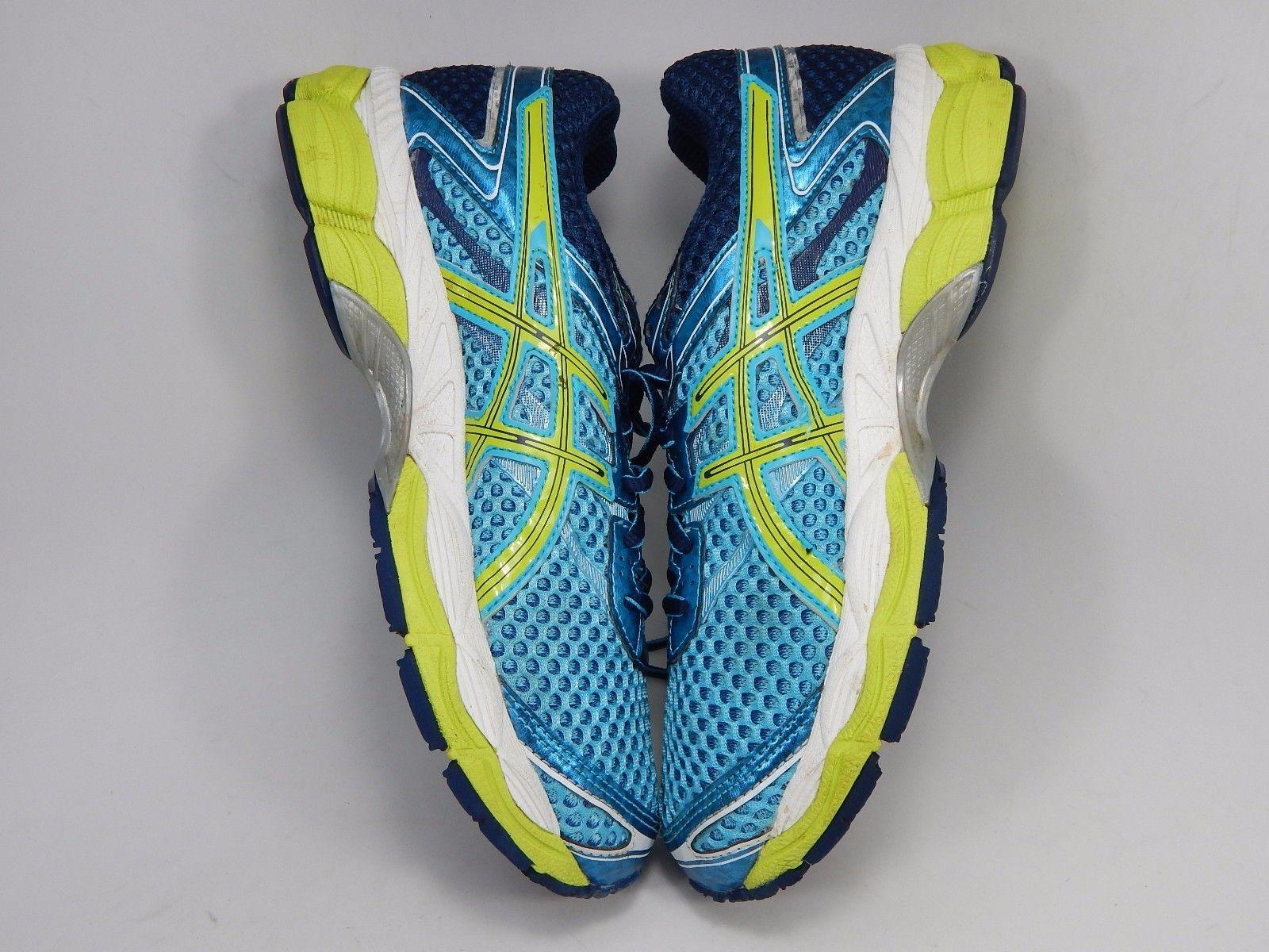 Asics Gel Cumulus 16 Women's Running Shoes Size US 7.5 D WIDE EU 39 Blue T490N