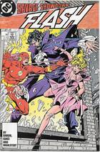 The Flash Comic Book #2 Second Series DC Comics 1987 NEAR MINT NEW UNREAD - $4.99
