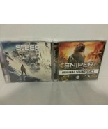 STEEP - CD ORIGINAL GAME SOUNDTRACK + SNIPER: GHOST WARRIOR - FREE SHIPPING - $18.70