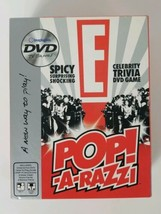 E Pop! A-Razzi DVD Game 2005 Imagination - $3.99