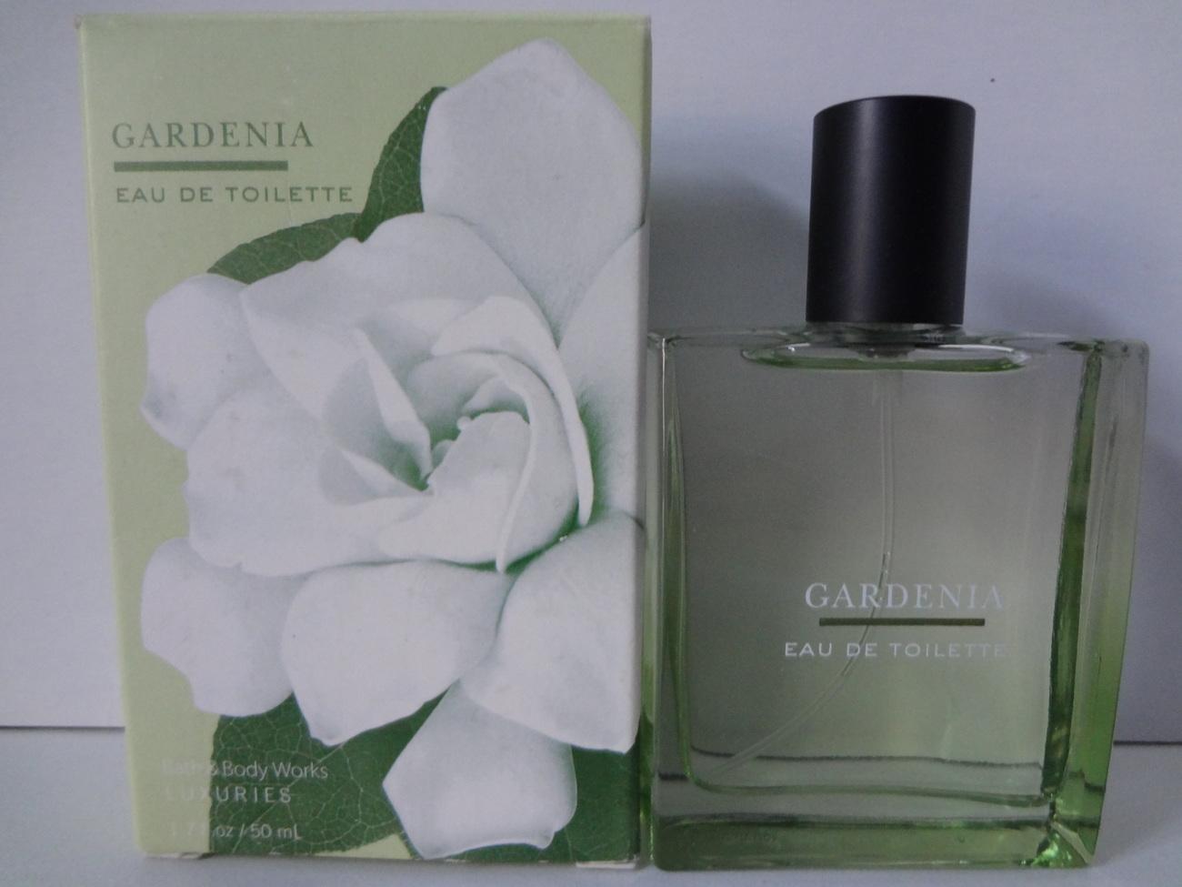 Bath & Body Works Luxuries Gardenia Eau de Toilette 1.7 fl oz / 50 ml