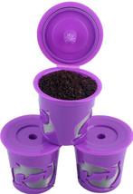 3-Pack Keurig K-Cups Keurig 2.0 & 1.0 Refillable Reusable K-cup Coffee F... - $8.41