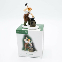 2004 Department 56 New England Village Series Town Blacksmith 56.57112  - $26.00
