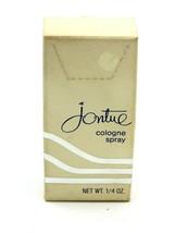 Vintage Revlon Jontue Cologne Spray 0.25 oz - NEW IN BOX - $24.75