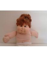 vintage Cabbage Patch Kid, cornsilk hair, 1986 - $29.95