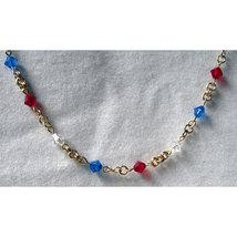 Crystal Beaded Chain Bracelet image 4