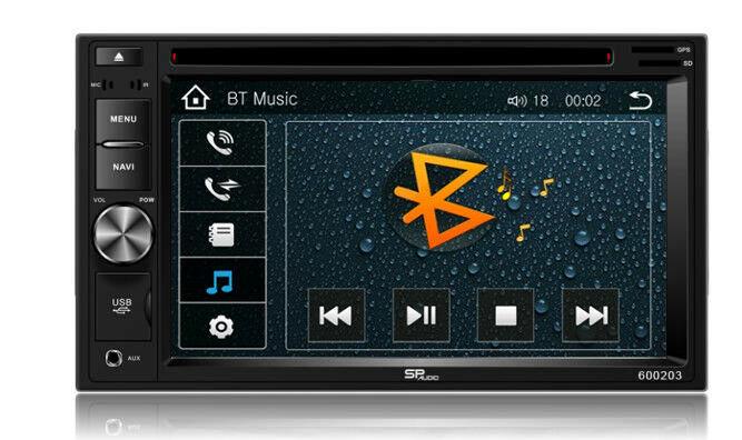 DVD GPS Navigation Multimedia Radio and Dash Kit for Kia Amanti 2008 image 5