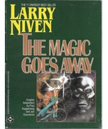 The Magic Goes Away Graphic Novel SF-6 DC Comics Larry Niven 1985 VERY G... - $4.75