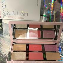 New In Box Natasha Denona Diamond Glow Blush And Highlight Palette DARYA