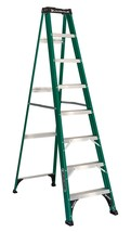 Louisville Ladder FS4008, Fiberglass Step Ladder, 225-Pound Capacity, 8-... - $189.97