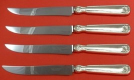 Shell and Thread by Tiffany and Co Sterling Silver Steak Knife Set 4pc L... - $489.00