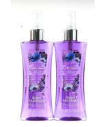 2 Bottles Body Fantasies 3.2 Oz Twilight Mist Fragrance Body Spray - $19.99