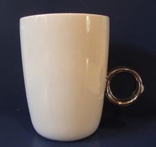 Fred & Friends 2-Carat Coffee Cup Diamond Solitaire Ring Mug Platinum EU... - £10.11 GBP