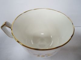 AYNSLEY TEA CUP AND SAUCER              K image 8